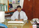 Photo of Professor Taimor Nawaz, FRCP