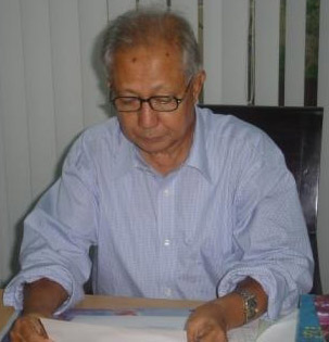 Photo of Prof. Dr. Gias uddin Ahmad