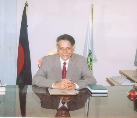 Photo of Prof. Dr. Abul Hasan M. Sadeq