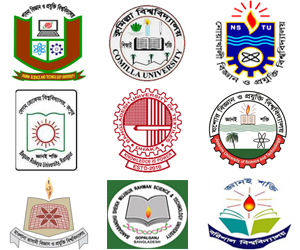 18 Professors for 9 Govt. Universities