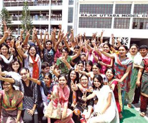 Rajuk school topped again