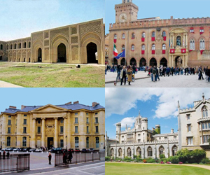 Four Oldest Universities of the World