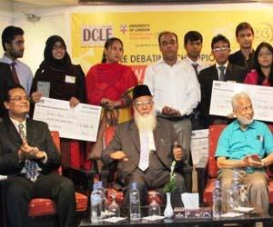 DCLE Debating Championship 2014