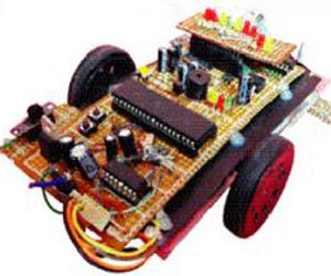 Maze Solving Robot, DUET