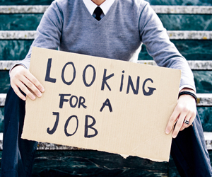 Jobless graduates rate increasing