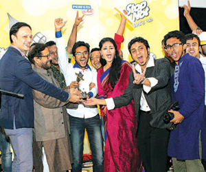DIU win Chalay Jao film festival