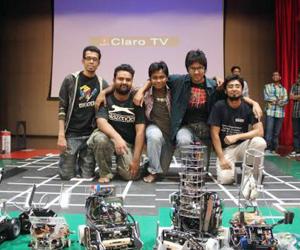 ERFinder: BUET Robotic Team