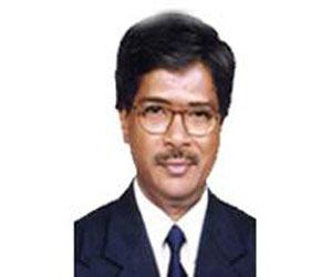 New JU VC - Prof. Dr. Anwar Hossain