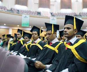 BBA, MBA courses at GUB