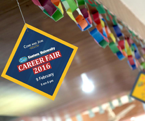 Career Fair at Eastern University