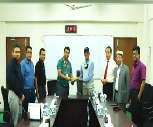 BUBT Signed MoU with REVE Systems Ltd.