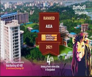 QS Asia Rankings-2021