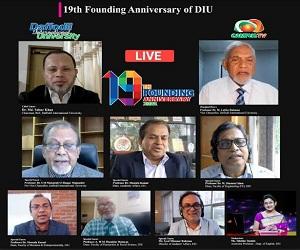 DIU 19th Founding Anniversary 2021