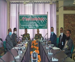 BAUET 16th Finance Committee Meeting