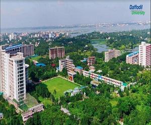 DIU Campus at Ashulia