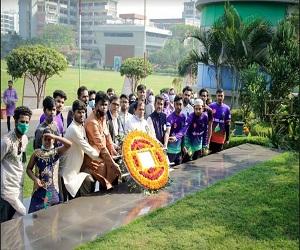 DIU observed 'Amar Ekushey' 2021