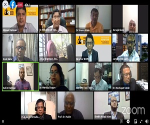 Online Seminar Organized by SEU