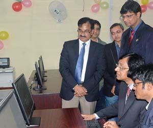 Computer lab inaugurated at RU