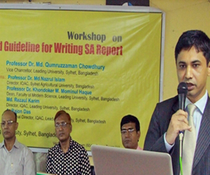 Workshop at Leading University