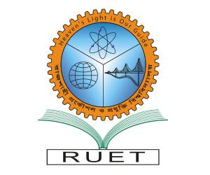 RUET 1st year admission test