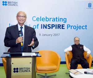 INSPIRE Project by British Council